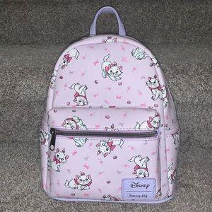Purple Marie Loungefly Mini Backpack
